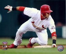 Skip Schumaker LIMITED STOCK St. Louis Cardinals 8x10 Photo