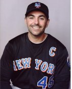 John Franco NY Mets 8X10 Photo