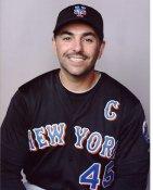 John Franco NY Mets 8X10 Photo