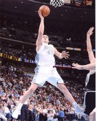 Linus Kleiza Denver Nuggets 8X10 Photo LIMITED STOCK