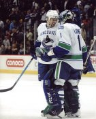 Willie Mitchell Canucks G2 LIMITED STOCK RARE 8X10 Photo