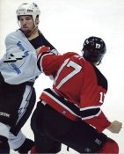 Michael Rupp Devils G2 LIMITED STOCK RARE 8X10 Photo
