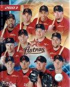 Astros 2003 Team Composite 8x10 Photo