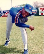 Dwight Gooden G1 Limited Stock Rare Mets 8X10 Photo