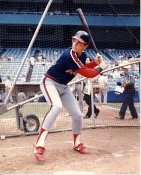 Wally Joyner G1 Limited Stock Rare Angels 8X10 Photo