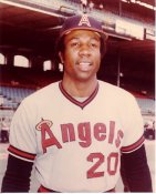 Frank Robinson G1 Limited Stock Rare Angels 8X10 Photo