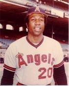 Frank Robinson G1 Limited Stock Rare Angels 8X10 Photo