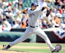 James Shields LIMITED STOCK Tampa Bay Devil Rays 8X10 Photo