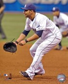Carlos Pena LIMITED STOCK Tampa Bay Devil Rays 8X10 Photo