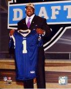Jason Smith 2009 Draft Day St. Louis Rams 8X10 Photo