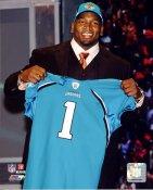 Eugene Monroe 2009 Draft Day Jacksonville Jaguars 8X10 Photo
