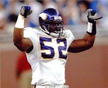 Keith Newman Minnesota Vikings 8X10 Photo