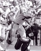 Art Schlicter Indianapolis Colts 8X10 Photo