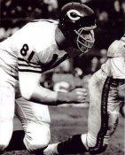 Doug Alkins Chicago Bears 8X10