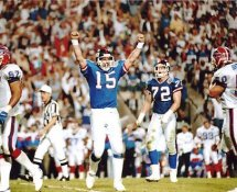 Jeff Hostetler LIMITED STOCK New York Giants 8X10 Photo