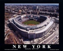 A1 Yankee Stadium Aerial NY Yankees 2009 Opening Day Game  8X10 Photo