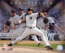 Joba Chamberlain LIMITED STOCK New York Yankees 8X10 Photo