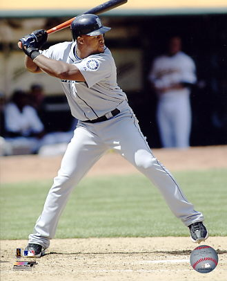 Adrian Beltre Seattle Mariners 8X10 Photo