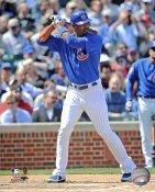 Derrek Lee LIMITED STOCK Chicago Cubs 8X10 Photo