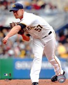 Zach Duke LIMITED STOCK Pittsburgh Pirates 8X10 Photo