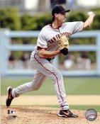 Randy Johnson San Francisco Giants 8X10 Photo