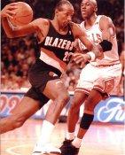 Clyde Drexler Portland Trail Blazers 8X10 Photo LIMITED STOCK