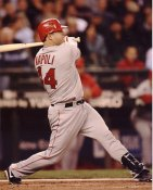 Mike Napoli Anaheim Angels 8X10 Photo