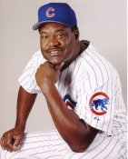 Don Baylor Chicago Cubs 8X10 Photo
