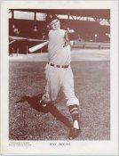 Ray Boone Limited Stock Rare Original Paper Sports Pix 81/2X11 Photo