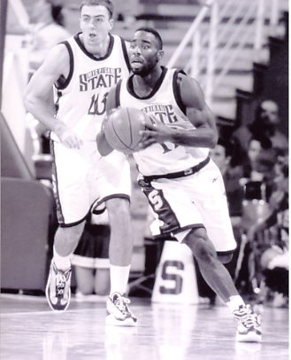 Mateen Cleaves Michigan State 8X10 Photo