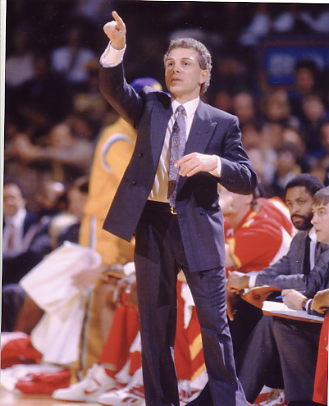 Mike Fratello Atlanta Hawks 8X10 Photo LIMITED STOCK