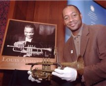 Branford Marsalis 8X10 Photo