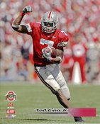 Ted Ginn LIMITED STOCK Ohio State OSU 8X10 Photo
