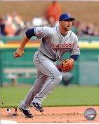 Mark DeRosa Cleveland Indians 8X10 Photo