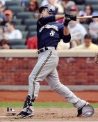 Ryan Braun LIMITED STOCK Milwaukee Brewers 8x10 Photo