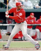 Gary Matthews Jr. LIMITED STOCK Anaheim Angels 8X10 Photo