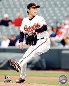 Koji Uehara LIMITED STOCK Baltimore Orioles 8X10 Photo