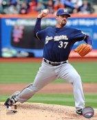 Jeff Suppan Milwaukee Brewers 8x10 Photo