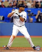 Alex Rios LIMITED STOCK Blue Jays 8X10 Photo