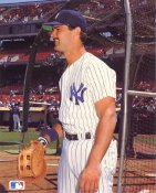 Don Mattingly G1 Limited Stock Rare On Card Stock Yankees 8X10 Photo