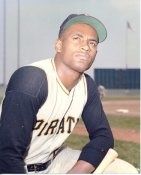 Roberto Clemente G1 Limited Stock Rare Pirates 8X10 Photo