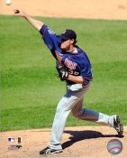 Joe Nathan LIMITED STOCK Minnesota Twins 8X10 Photo