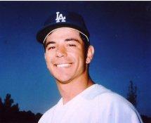 Bobby Valentine Los Angeles Dodgers 8X10 Photo
