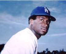 Al Downing Los Angeles Dodgers 8X10 Photo