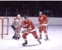 Alex Delvecchio Detroit Red Wings 8x10 Photo
