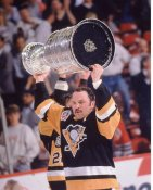 Bryan Trottier Pittsburgh Penguins 8x10 Photo LIMITED STOCK