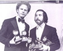 Paul Simon & Art Garfunkel 8X10 Photo
