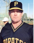 Jim Rooker Pittsburgh Pirates 8X10 Photo