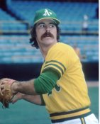 Phil Garner Oakland Athletics 8X10 Photo