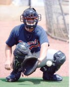 Brian McCann Atlanta Braves 8X10 Photo